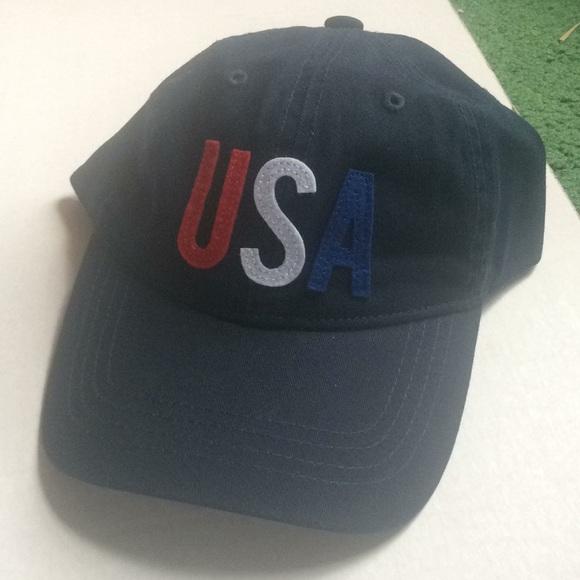 793ef7d5bd5 NWT Old navy USA baseball cap